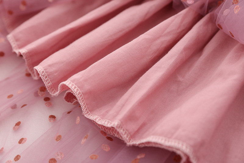 Fashion Sequins Girl Skirt Tutu Baby Kids Girl Princess Mesh Party Dance Ballet Tutu Skirts Tule Skirt Girls Children Skirt Long 6
