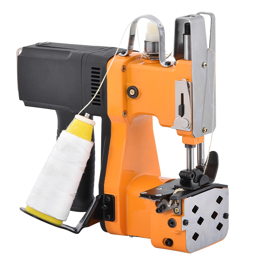 GK9-370 Automatic Portable Small Express Bag Woven Bag Packing Machine Sack Closer Electric Rice Bag Sewing Machine 110V/220V