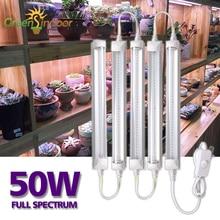 50W ספקטרום מלא LED צמח לגדול אור מקורה פיטו מנורת Fitolamp SMD5730 צמחים גדל Fitolampy זרעי פרח אוהל LED אורות