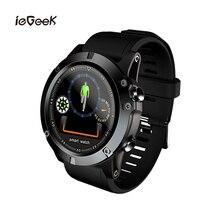 цена на Sports Smart Watch Blood Pressure Heart Rate Monitor Smartwatch IP68 Waterproof Multi-Sport Modes Full Touch Screen Sports Watch