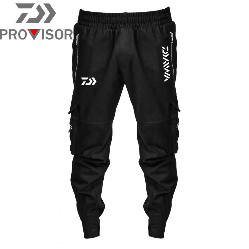 2021 Daiwa Outdoor Hiking Pants Spring Summer Quick Dry Sports Breathable Trekking Trousers Climbing Fishing Waterproof Pants