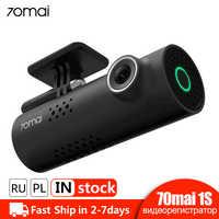 70mai Dash Cam Car DVR Wifi APP Voice Control Dashcam Full HD 1080P Night Vision Car Camera Auto Video Recorder G-sensor