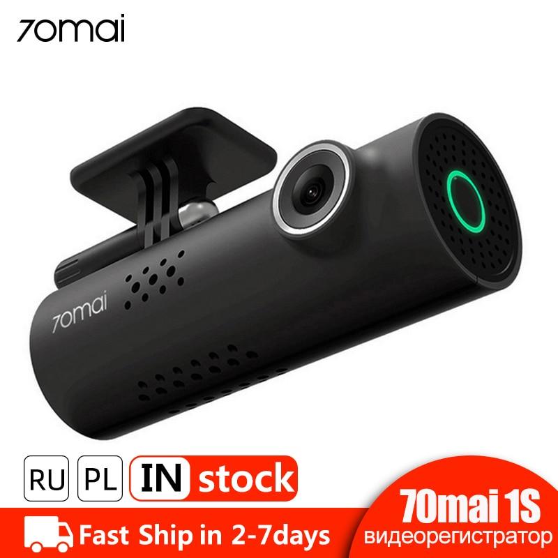 70mai Dash Cam voiture DVR Wifi APP commande vocale 70 Mai Dashcam Full HD 1080P Vision nocturne voiture caméra enregistreur vidéo automatique g-sensor