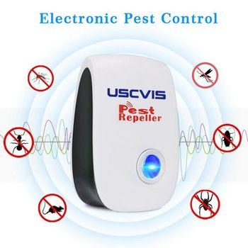 Darmowa wysyłka domu ultradźwiękowy odstraszacz szkodników elektroniczne urządzenie odstraszające szkodniki dla komarów muchy tanie i dobre opinie Mrówki Pluskwy Chrząszcze Karaluchy Komary Ćmy Pigułka błędy Myszy Pająki Termity 100-240 v Ultrasonic Pest Repellers