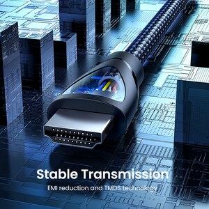Image 5 - كابل HDMI من Ugreen لسلسلة Xbox X HDMI 2.1 كابل 8K/60Hz 4K/120Hz HDMI الخائن لشاومي Mi Box PS5 HDR10 + 48Gbps HDMI 2.1