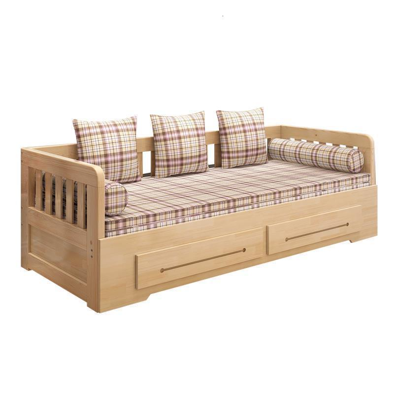 Couche For Divano Letto Meubel Moderno Para Cama Copridivano Wooden Mueble De Sala Set Living Room Mobilya Furniture Sofa Bed