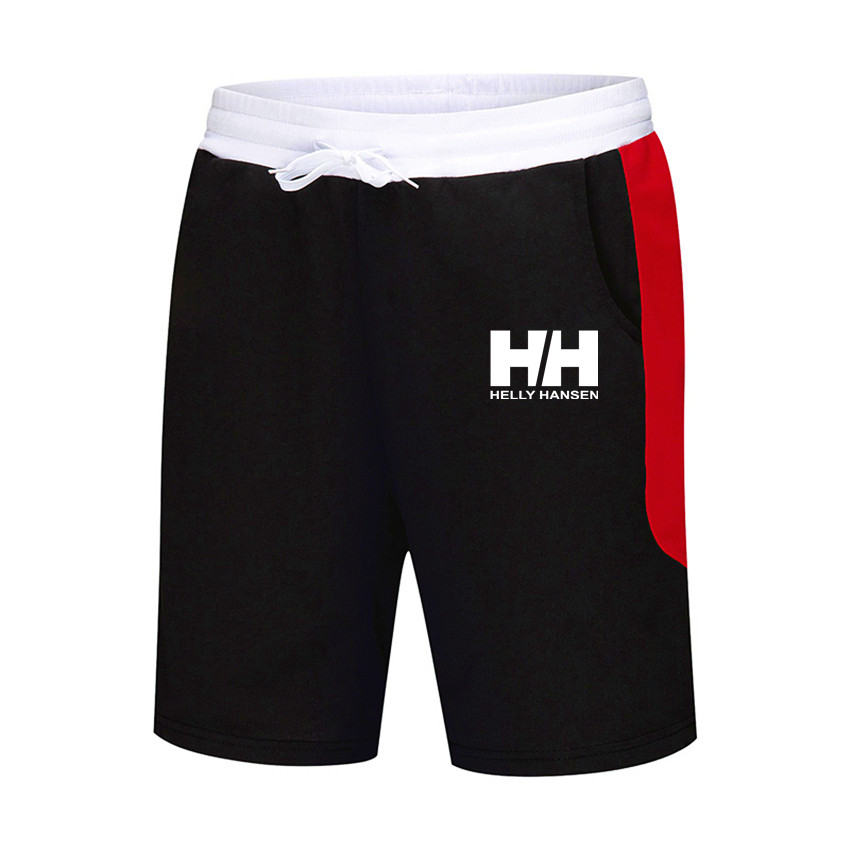 Bodybuilding Shorts Male Breathable Mens Plus-Size Fashion-Brand Fitness Casual