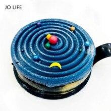 JO LIFE Cake Moulds Circular Corrugated Mold Sponge Mousse Desserts Baking Decoration Tool