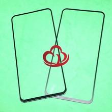 10 قطعة استبدال LCD الجبهة شاشة تعمل باللمس الزجاج الخارجي عدسة لهواوي الشرف 20/الشرف 20 برو/YAL AL10 نوفا 5T