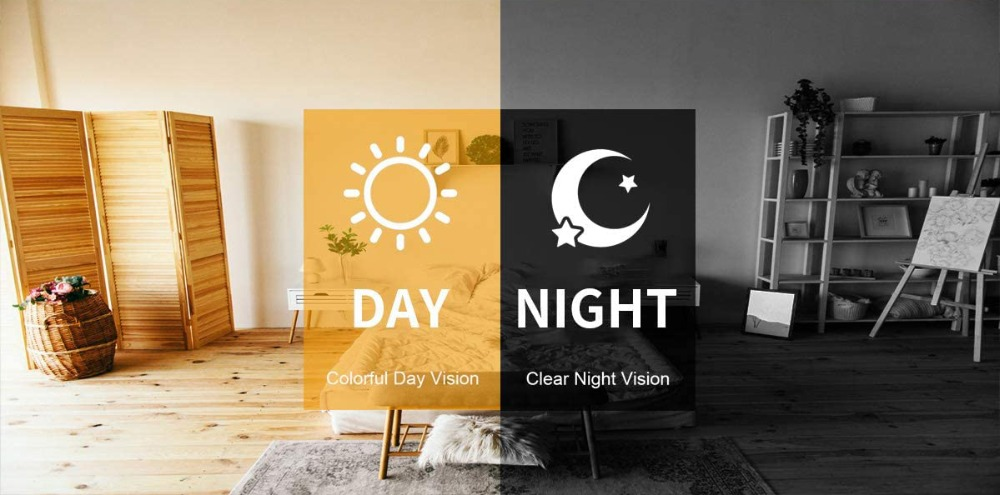 4-day and night vision