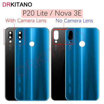 Dla+Huawei+P20+Lite+tylna+pokrywa+szklana+baterii+%2B+obiektyw+aparatu+NOVA+3E+obudowa+tylnej+obudowy+obudowa+dla+Huawei+P20+Lite+tylna+pokrywa