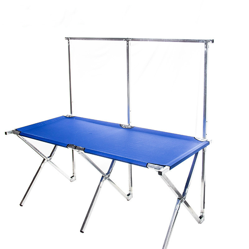 Stall Folding Table Night Market Stall Shelf Folding Stall Shelf Multifunctional Portable Mobile Display Package