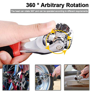 Image 5 - KALAIDUN Wrench Torque Keys Set Universal Key Ratchet Multitul Spanner 48 In 1 Hand Tools Spline Bolts Torx Furniture Car Repair