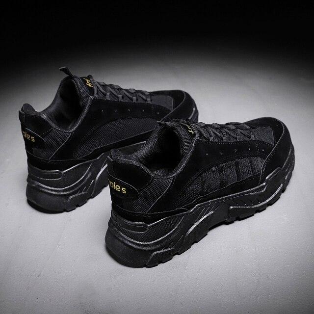Original Men Running Shoes Disruptor 2 Black Sneakers KAYANO Gel 90 Zoom Air 720 Breathable Ins Air Sport Triple-S 270 Walking