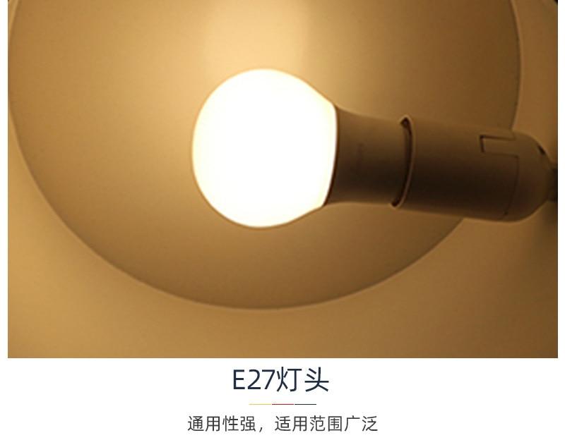 Simples e moderno criativo lâmpada de mesa