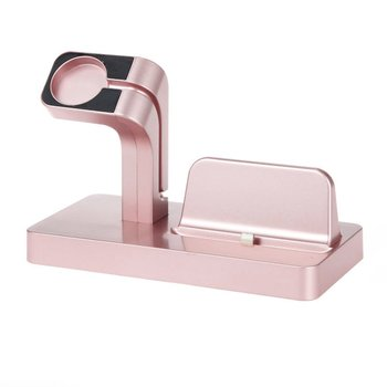 2 in 1 Charging Dock Charger Holder For iphone For IWatch For iPhone 6/6plus/6s/7plus For apple Watch Bracket Phone Charger Dock