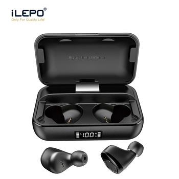 ILEPO X13 Bluetooth Earphone for Video Game for Mobile Phone Wireless Earphones 20-20000Hz HiFi Earphone