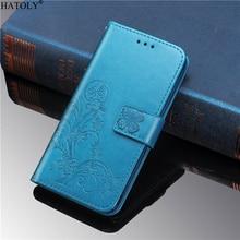 цена на Wallet Phone Case For Huawei P20 P30 Pro Lite P8 P9 P10 2017 Lite P Smart Z PU Leather Silicon Flip Case For Huawei P Smart 2019