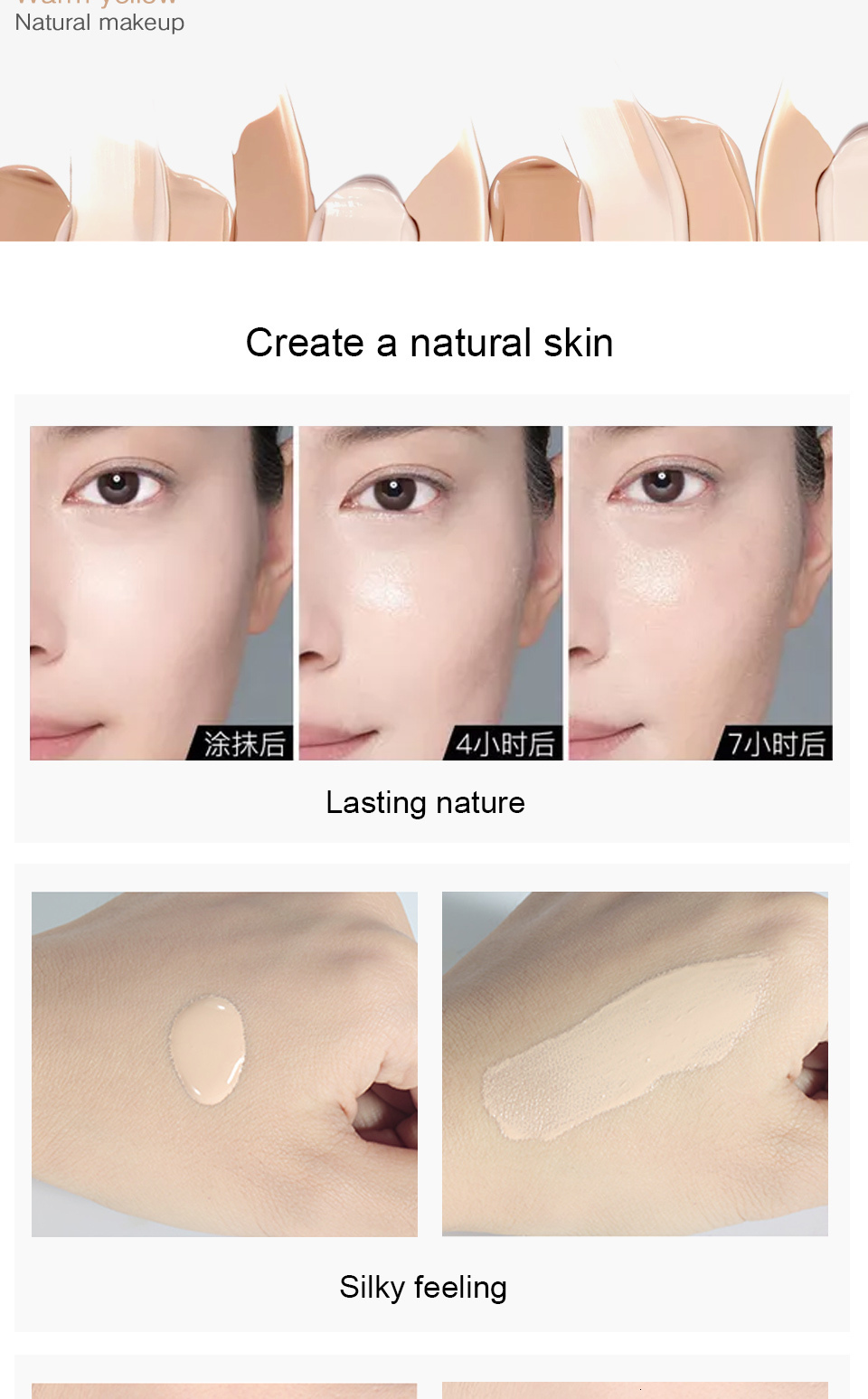 Base p/ rosto