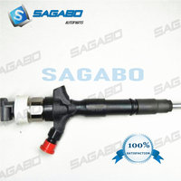 Genuine common rail injector 295050 0810  295050 0540  295050 0800  295050 0620 for TOYOTA 23670 0L110  23670 30420|Fuel Inject. Controls & Parts|   -