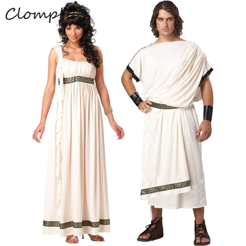 Clomplu Arba Cheif Couple Cosplay Halloween Costumes For Women Funny One Sets Halloween Costume Cosplay Men Party Show Holiday image