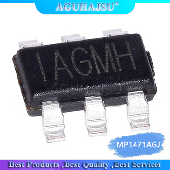 MP1471AGJ MP1471 pantalla plateada IAG al principio, chip de gestión de energía de 6 pies SOT23-6 10 Uds.