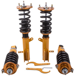 Image 2 - 24 Step Adjustable Damper Coilovers  Suspension for Jeep Compass 2007 2010 for Jeep Patriot (MK) FWD Absorber Adjustable Height