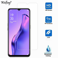 phone screen 2PCS Glass For OPPO A8 Screen Protector Tempered Glass Protective Glass Phone Film For OPPO A8 Screen Protector For OPPO A8 8A < (3)