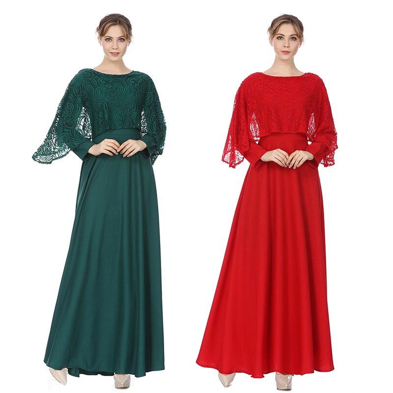 30pcs/lot Abaya Dubai Muslim Dress Kaftan Kimono Bangladesh Robe Musulmane Islamic Clothing Caftan Marocain Turkish UAE Eid Gift