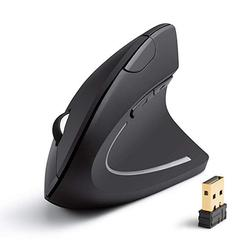 Wireless Bluetooth Ergonomic Design Vertical Optical Mouse Optical Air Wirless Mouse Mice For Computer Laptop Computer Notebook