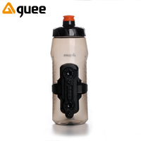 Guee Cageless Bottle Engineered With Neodymium Magnets For Secured Mechanical Locking No More Dropped Or Ejected Bottles|Bicycle Water Bottle|Sports & Entertainment -