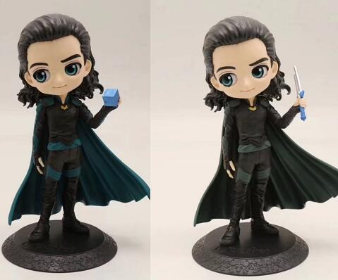 Qposket Loki in Marvels Avengers Cute Big Eyes Ver. Vinyl Dolls Figure Model Toys|Action & Toy Figures| - AliExpress