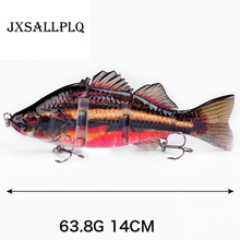Buy 14cm/63g Sea Fishing Bait 3D Simulation Carp Fishing Bait Artificial Metal Swing Fishing Bait Hard Bait Fishing Accessories directly from merchant!