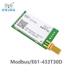 Image 2 - 433MHz TCXO طويلة المدى E61 433T30D جهاز الإرسال والاستقبال اللاسلكية وحدة الإرسال والاستقبال UART البيانات