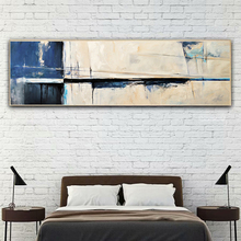 Yuke Art Large Size Wall Pictures For Living Room Home Decor Abstract Canvas Painting No Frame