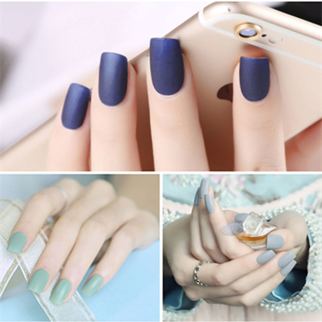 Zation Matte Top Coat Nail Art Uv Gel Lucky for Manicure Easy Cleaning Gel Varnish Lacquer Healthy and Nontoxic Acrylic Glue 4