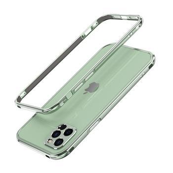 For iPhone 12 /12 Pro/12 Pro Max Mini /11 Pro Max 11 Aluminum metal bumper Frame Slim Cover phone case+ carmera Protector 11