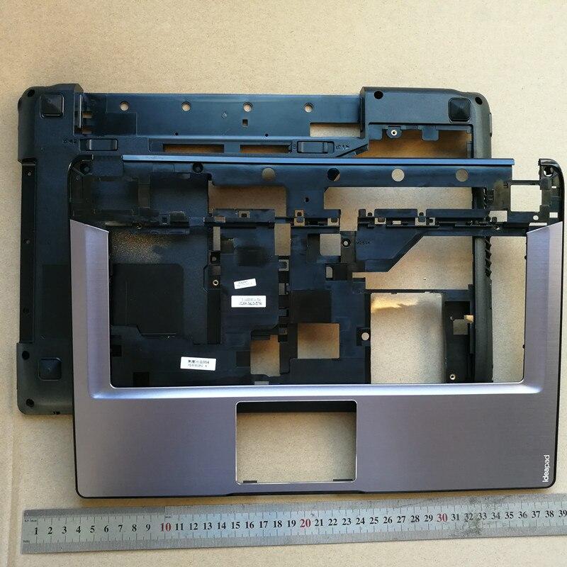 New Latpop Upper Case Base Cover +bottom Case Cover For Lenovo  IdeaPad Y470 Y470N Y470P Y471A