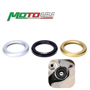 1PC Motorcycle Aluminum Ring Cover Keyhole decoration For BMW R NINE T R NINET R9T 2014 2015 2016