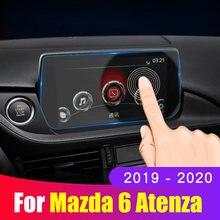 Защитная пленка для экрана автомобиля mazda 6 atenza 2019 2020