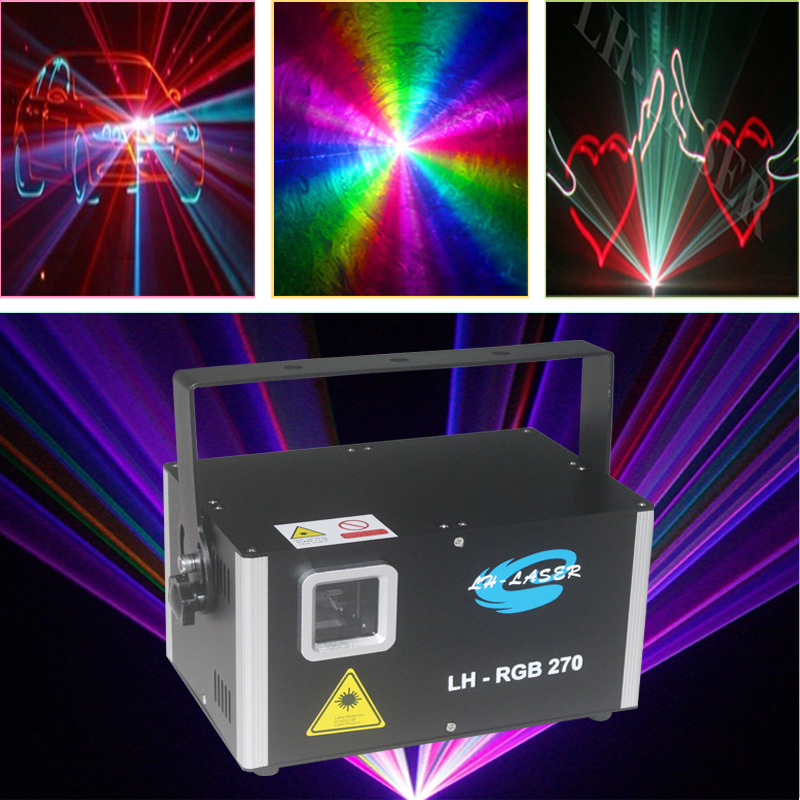 Free Shipping 5W RGB Voice-Control Laser Pointer Disco DJ Light Xmas Party Stage Lighting Partterns Projector
