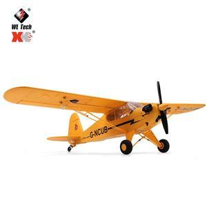 Wltoys xk a160 rc avião 3d/6g 7.4v de alto desempenho 1406 brushless motor avião remoto rádio controlado avião rc drone