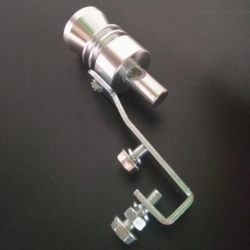 Cuerno de la turbina del silbato del tubo de escape del coche y de la motocicleta para el Coupé de la Serie Q de Infiniti FX EX37 EX25 JX35 EX35 clase G Reloj de cuarzo para coche decoración de coche para Infiniti FX Serie Q serie QX serie Coupe EX25 clase M JX35 EX35 G