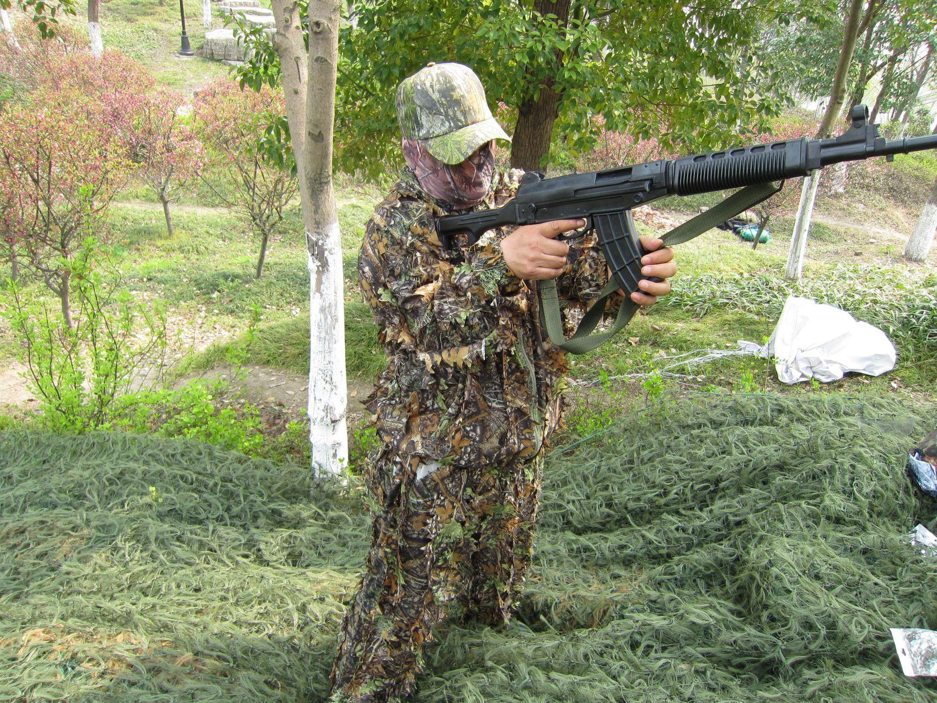 camo camuflagem roupas 3d cs folhas de