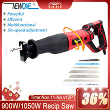 Reciprocating-Saw Blade Hand-Saw Meat-Bone-Cutting Electric-900w/1050w Wood-Metal Multi-Function