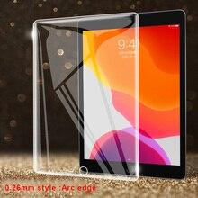 Закаленное стекло Защитная крышка экрана против царапин пленка для iPad 10,2 дюймов планшет LFX-ING