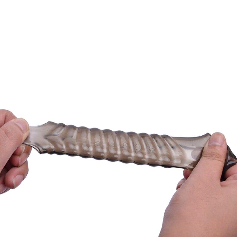 He3560b59af01406fb8e3d7dd2964c947o Erótico accesorio glande del pene anillo Cock, Juguetes sexuales para hombres hombre demora la eyaculación la ampliación del pene extensor sexo productos