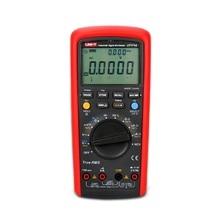 UNI-T UT171A UT-171A True RMS Handheld Digital Multimeter 40000Counts Auto Range Data Storage VFC NCV USB uni t ut d07a bluetooth adapter module for uni t ut181a ut171a and ut71e
