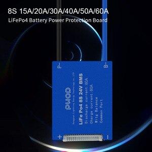 Image 2 - 3.2 v スマート LiFePo4 8 s bms 24 バッテリ管理システム保護 pcb ボードのための e スクーター e バイク未 3.7 v リチウムイオン電池
