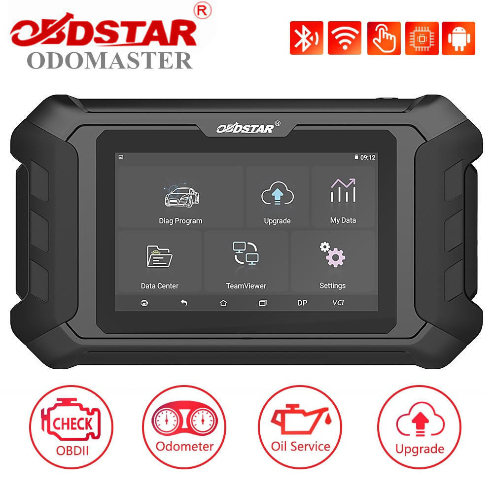 OBDSTAR ODOMASTER ODO MASTER Full X300M+for Odometer Adjustment/OBDII And Special FunctionsCover More Vehicles Models Than X300M
